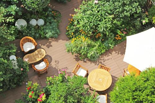 Hotel Alhambra impression