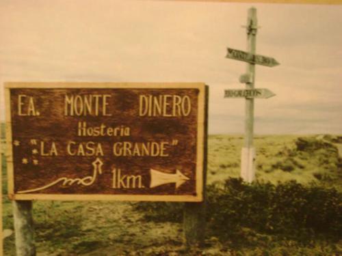 Estancia Monte Dinero