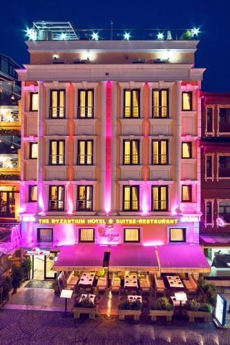 Istanbul The Byzantium Suites Hotel yol tarifi