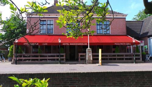 Hotel-overnachting met je hond in Hotel Waddenweelde - Pieterburen