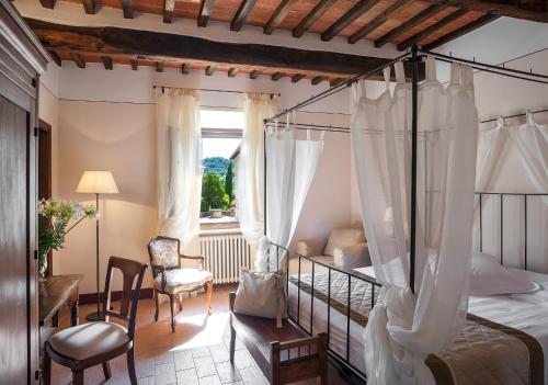 Hotel B&b L\'orto Delle Terme (Bagno Vignoni) da 121€ - Volagratis