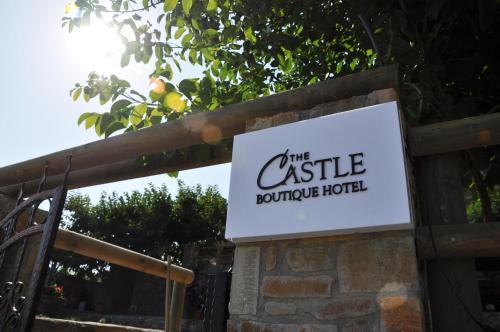 Gokceada Town The Castle ulaşım