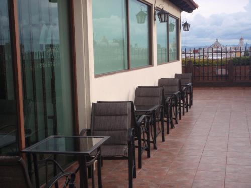 Loa Inn Centro Puebla Photo