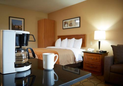 Comfort Inn Charlottetown - Charlottetown, PE C1E 1E7