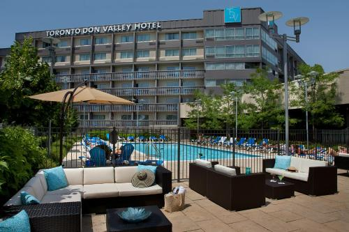 Toronto Don Valley Hotel - Toronto, ON M3C 1J3
