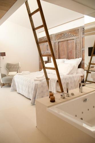 Suite Junior Boutique Hotel Spa Calma Blanca 9