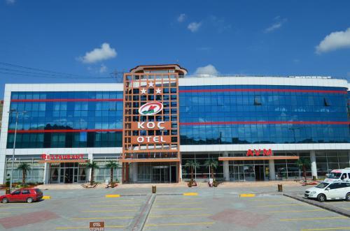 Çankırı Cankiri Koc Hotel rezervasyon