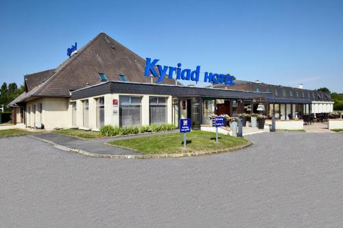 Kyriad compi gne h tel avenue marcelin berthelot 60200 - Horaires piscine compiegne ...