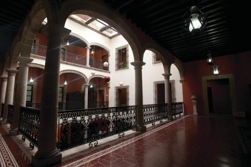 Mision Catedral Morelia Photo