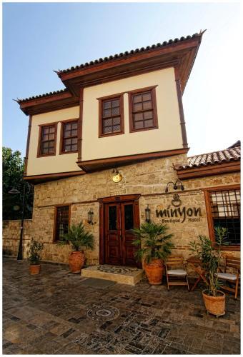 Antalya Minyon Hotel ulaşım