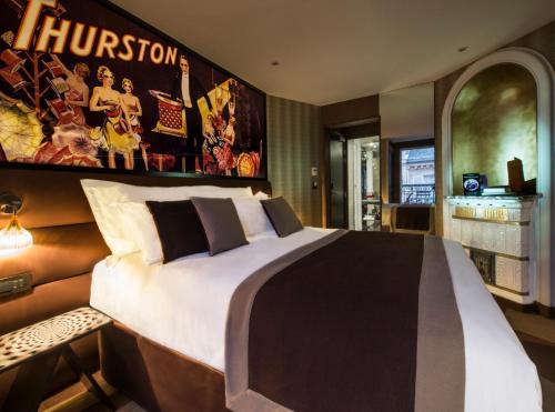 Hotel Splendor Elysées impression