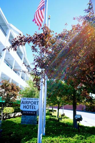San Mateo SFO Airport Hotel Photo