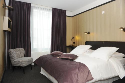 Hotel Le Berger.  Foto 17