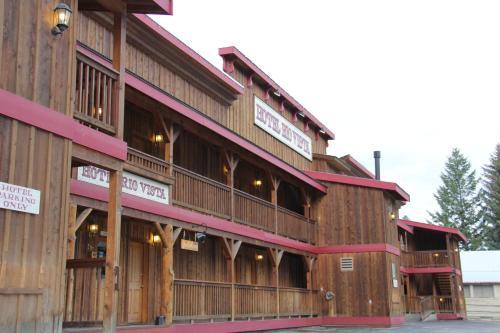 Hotel Rio Vista - Winthrop, WA 98862