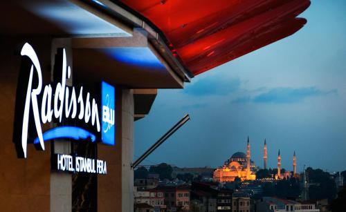 Radisson Blu Hotel Istanbul Pera photo 24