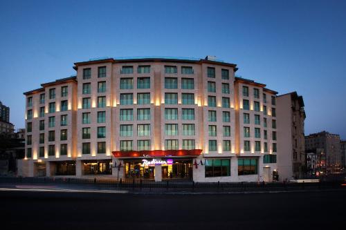 Radisson Blu Hotel Istanbul Pera photo 25