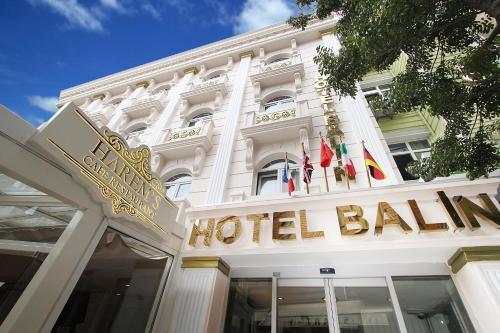 Istanbul Balin Boutique Hotel harita