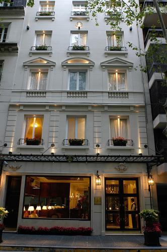 Melia Recoleta Plaza Hotel impression