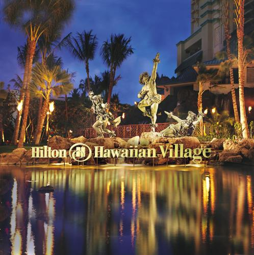 Hilton Hawaiian Village Resort Hotel Honolulu