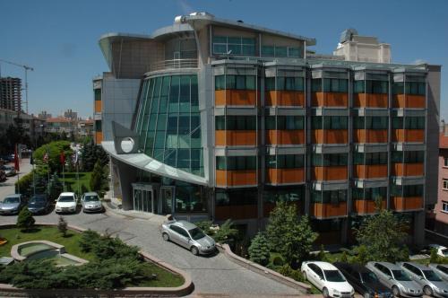 Ankara Hotel Midi ulaşım