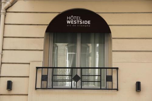 Westside Arc de Triomphe Hotel photo 27