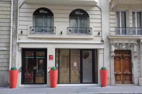 Westside Arc de Triomphe Hotel photo 28