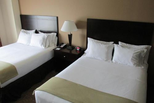 Holiday Inn Express and Suites Wheeling Photo