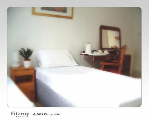 Fitzroylondon Triple Room