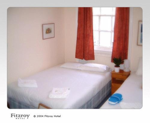 Fitzroylondon Quadruple Room