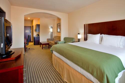 Holiday Inn Express Hotel & Suites Guthrie North Edmond Photo