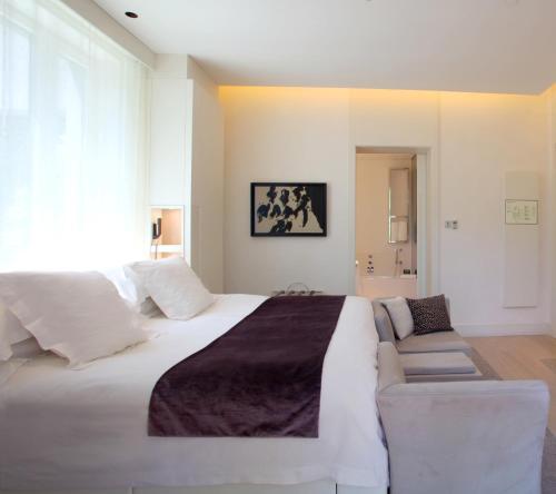 Doppelzimmer (1 oder 2 Personen) ABaC Restaurant Hotel Barcelona GL Monumento 6