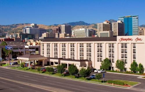 Hampton Inn Salt Lake City Downtown Photo
