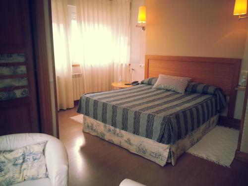 Doppel- oder Zweibettzimmer Hotel Mirador del Sella 1