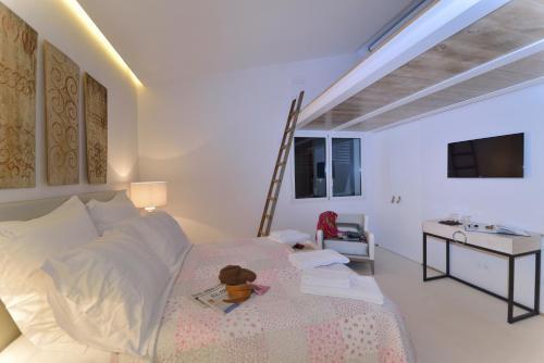 Habitación Doble Confort con bañera Boutique Hotel Spa Calma Blanca 4