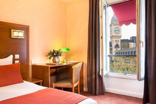 Hotel Terminus Lyon photo 14