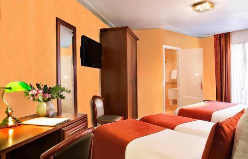 Hotel Terminus Lyon photo 24