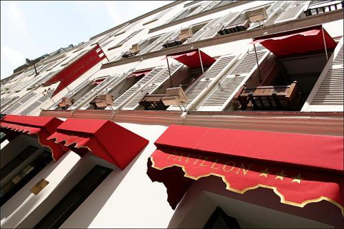 Pavillon Villiers Etoile impression