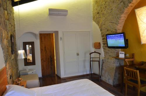 Double or Twin Room Hotel Galena Mas Comangau 23