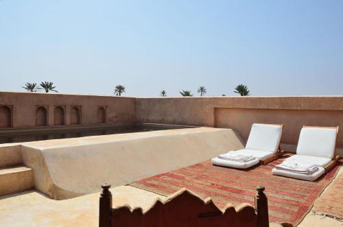 Djnan Abiad, La Palmeraie B.P. 12478, 40000 Marrakesh, Morocco.