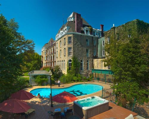 1886 Crescent Hotel & Spa - Eureka Springs, AR 72632