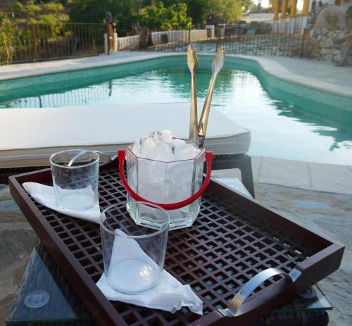 Hotel cortijo los nopales puerto lumbreras rumbo - Hoteles en puerto lumbreras ...