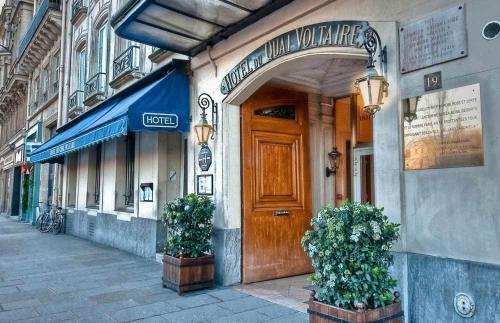 Hotel Du Quai Voltaire impression