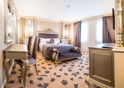 Ankara Cassiel Hotel harita