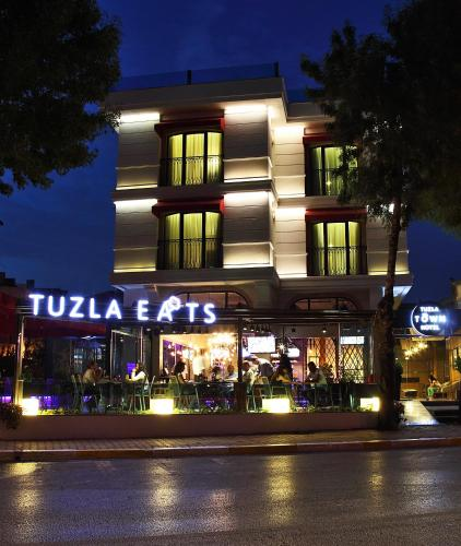 Tuzla Tuzla Town Hotel yol tarifi