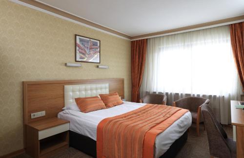 Baskent Hotel, Ankara