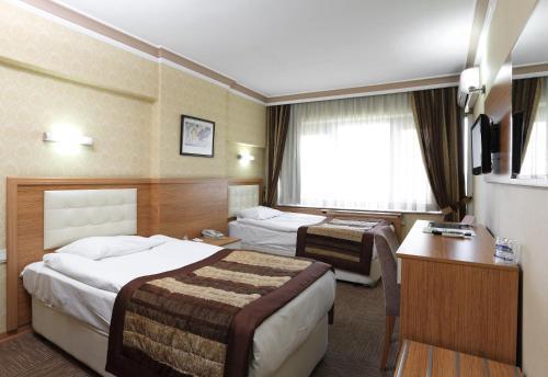 Ankara Baskent Hotel yol tarifi
