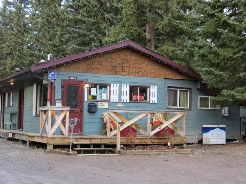 Rundle Cabins Photo