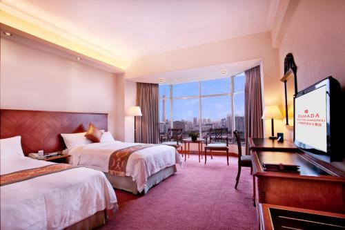 Ramada Pearl Hotel Guangzhou photo 4