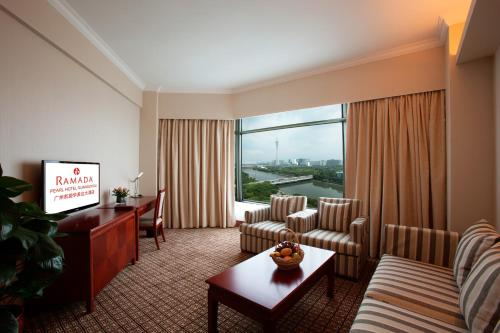 Ramada Pearl Hotel Guangzhou photo 6