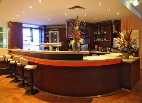 Hotel Rheinterrasse Benrath photo 16
